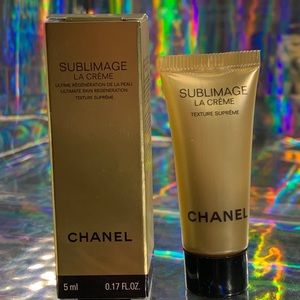 Chanel Sublimage La Creme 5mL BNIB NEVER USED